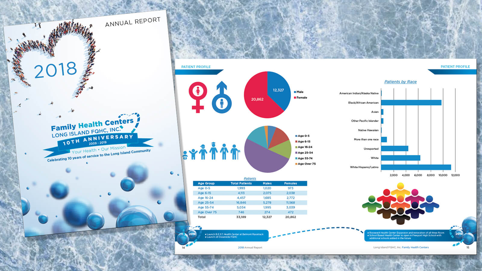 NuHealth Annual Reports